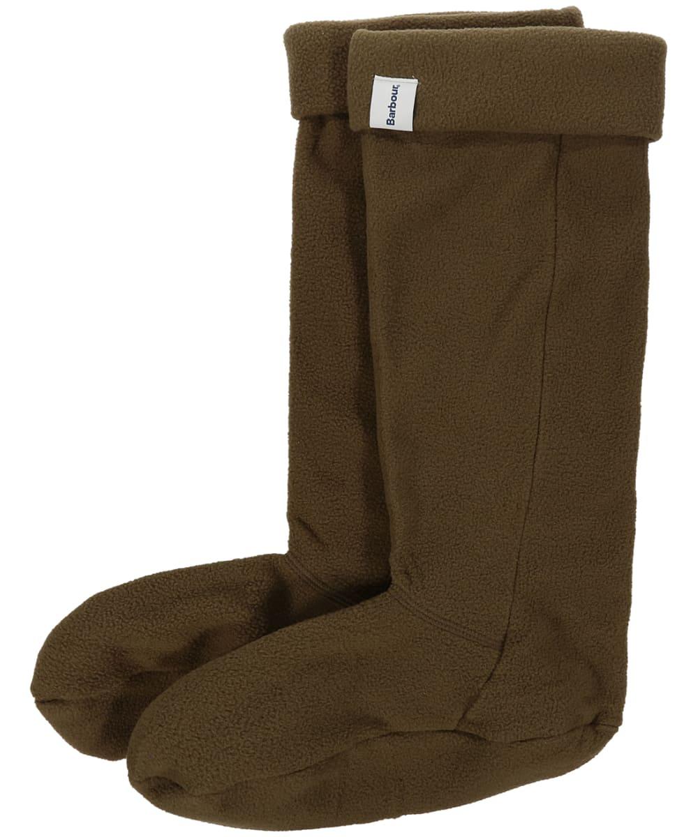 wholesale new styles differently Barbour Fleece Wellington Socks