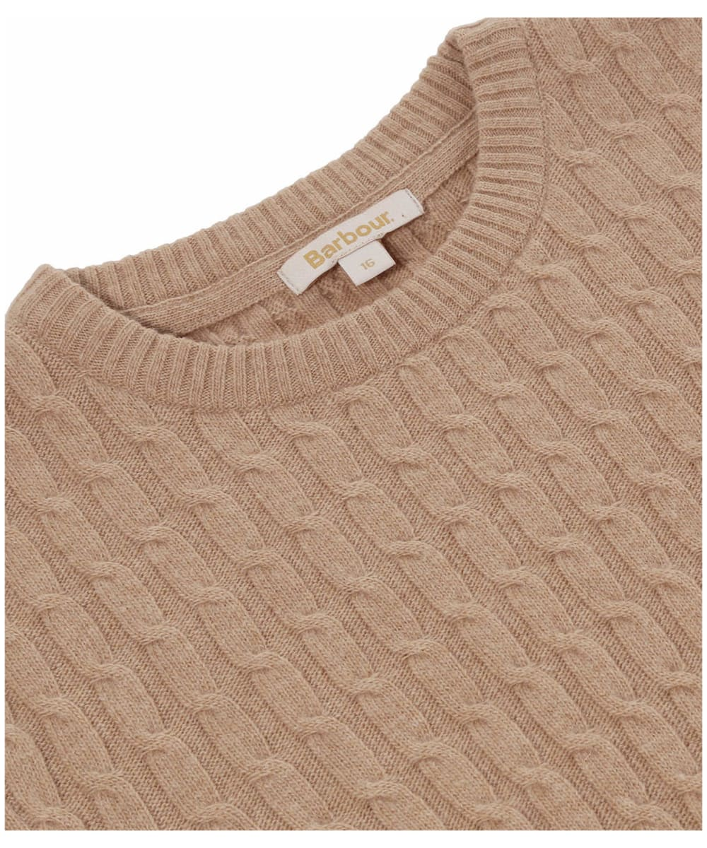 caffdef22 Women s Barbour Langdale Crew Neck Lambswool Sweater