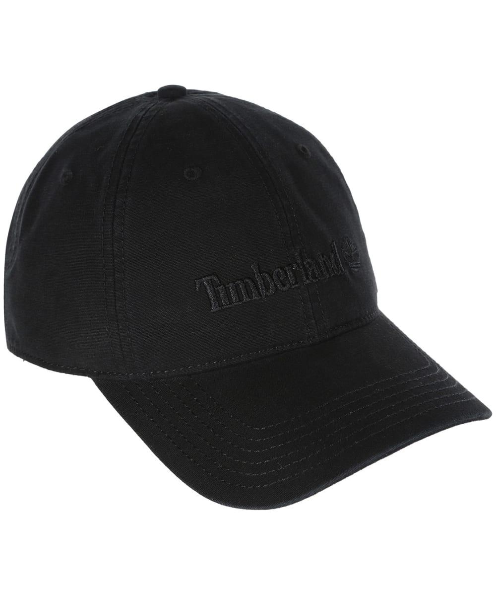 03f85485f8b Men s Timberland Cotton Canvas Baseball Cap - Black