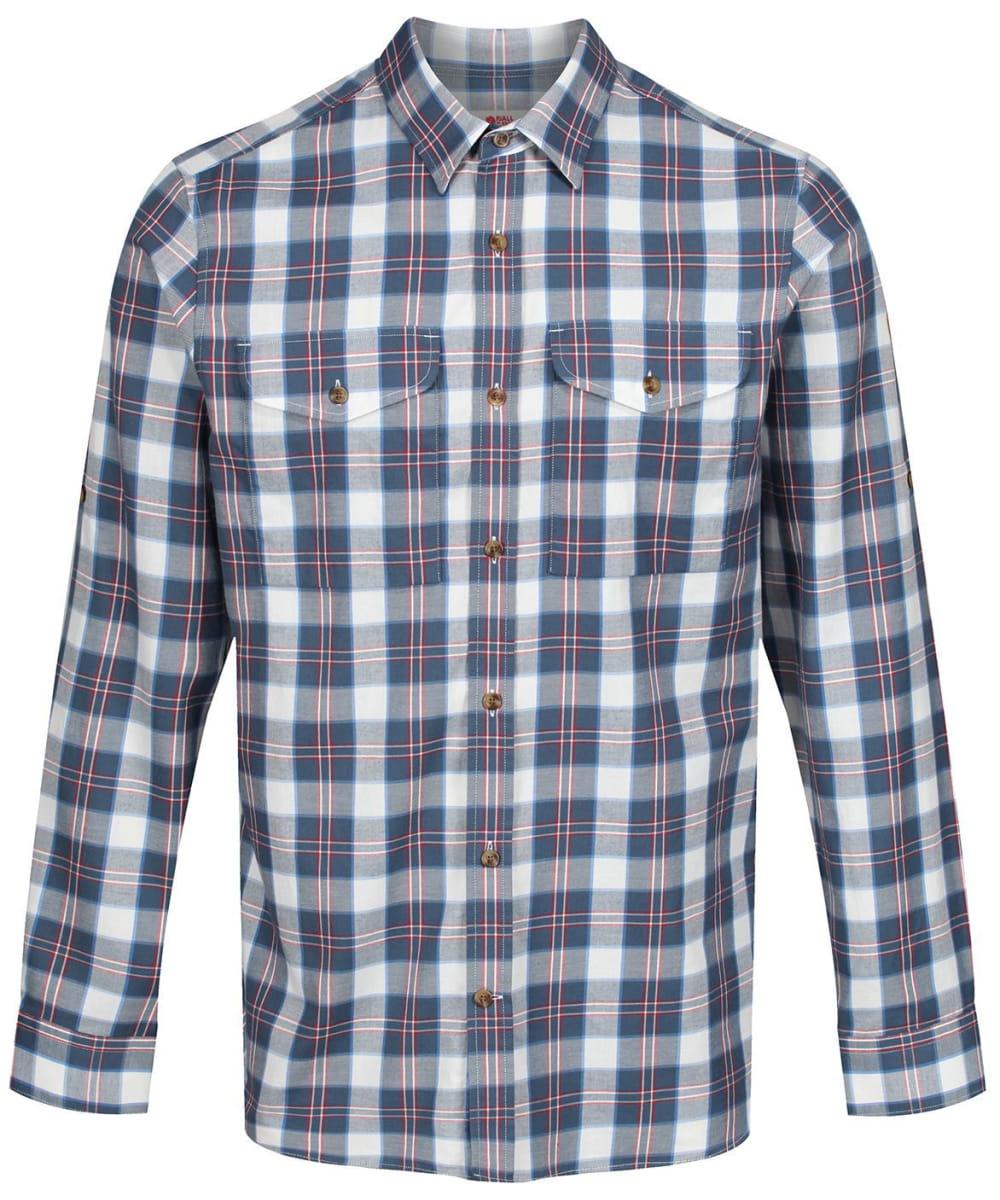 FJ/ÄLLR/ÄVEN Herren Singi Flannel Longsleeve Shirt