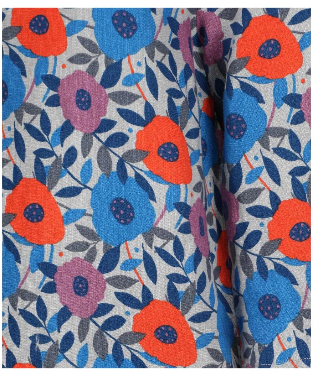 8a7a4b23b8f ... Women's Seasalt Sol Blaze Tunic Top - Flower Collage Cobble ...