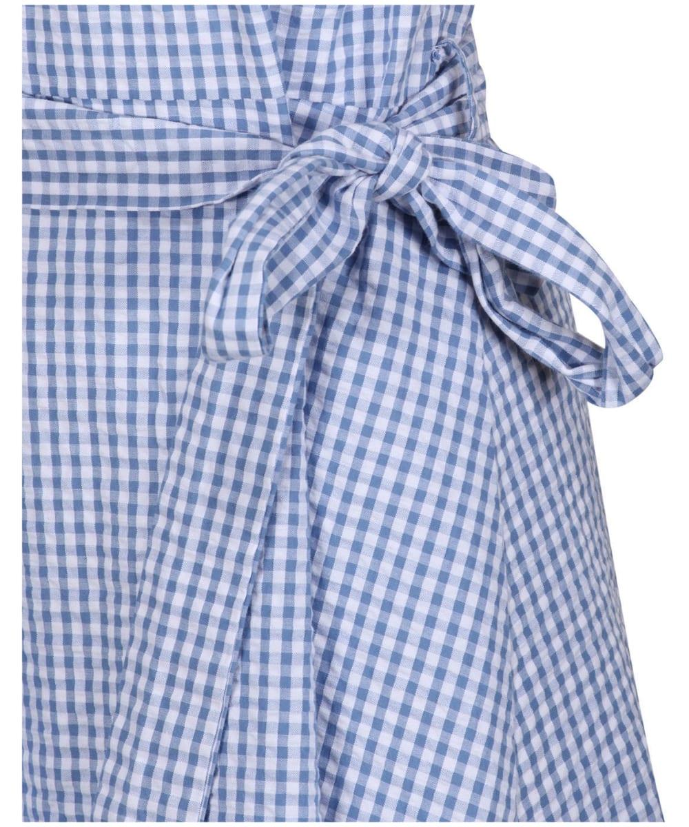 7a60d1f21 ... Women's Joules Fiona Sleeveless Dress - Blue Gingham ...