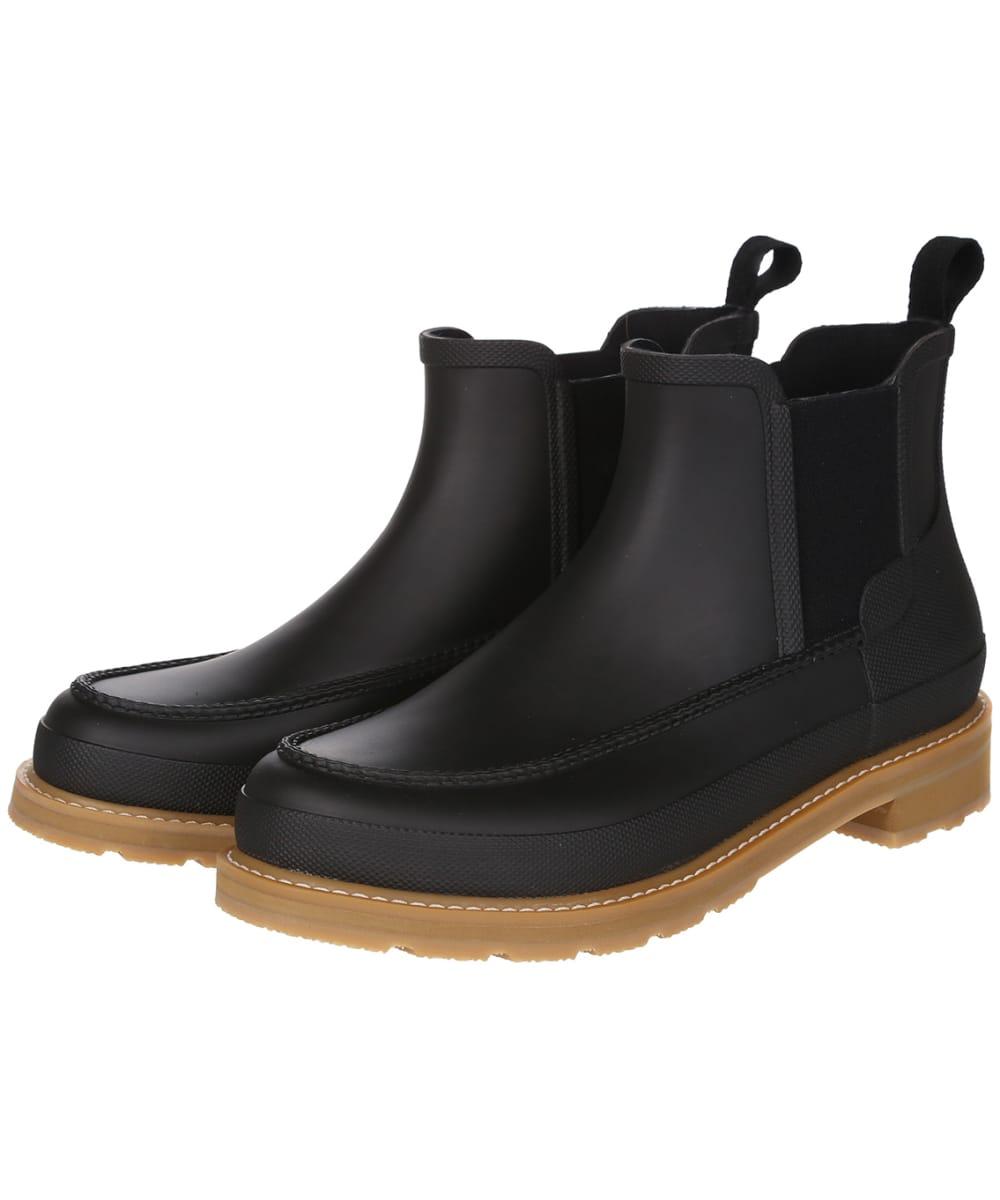 ad73770d3f9 Men's Hunter Original Moc Toe Chelsea Boots