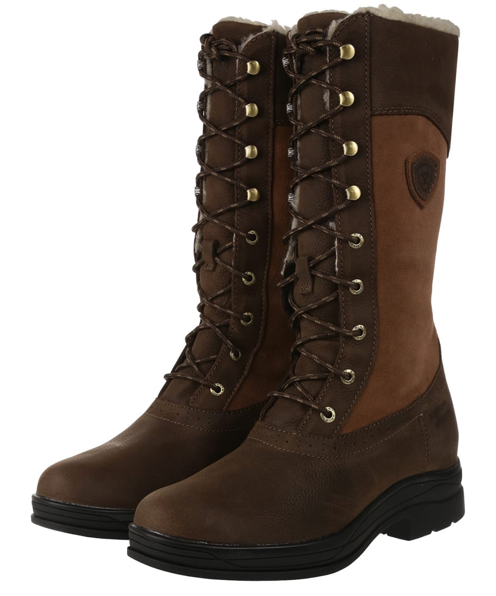 49f47a56f7b Women's Ariat Wythburn H2O Insulated Waterproof Boots
