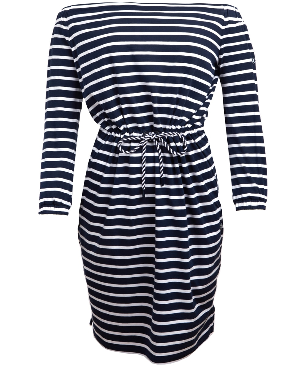 9b12c961dfbf Women's Barbour Waveson Dress - Navy / White