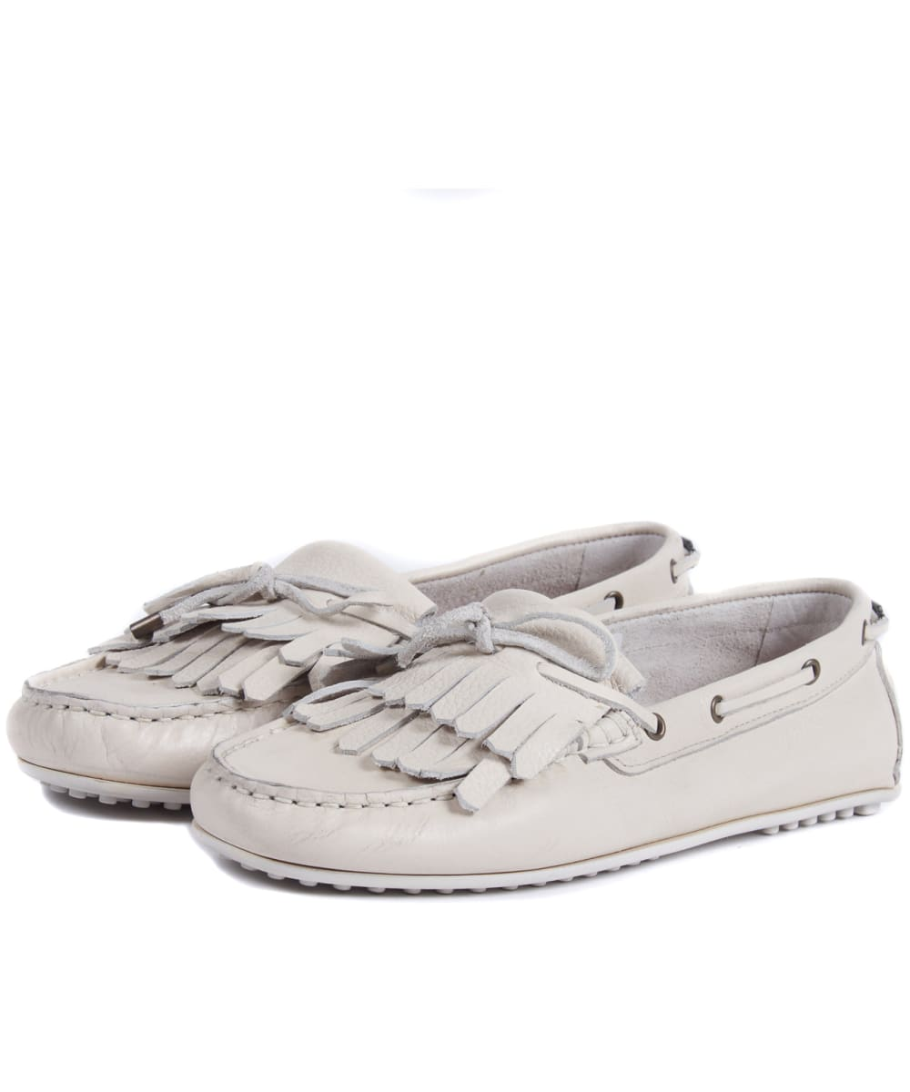 united kingdom great quality pretty cheap Women's Barbour Carmen Leather Loafers