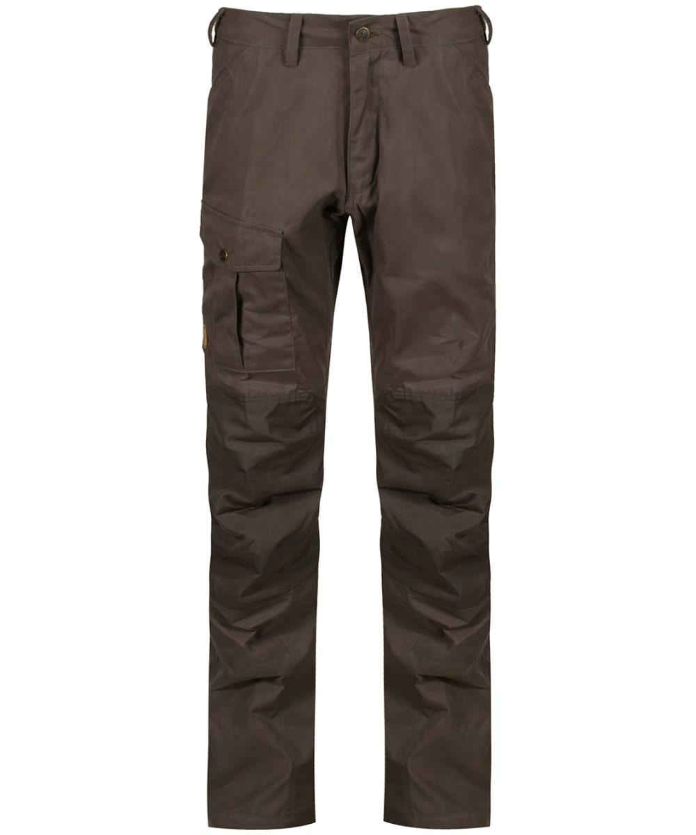 a57720fc Men's Fjallraven Nils Trousers - Mountain Grey