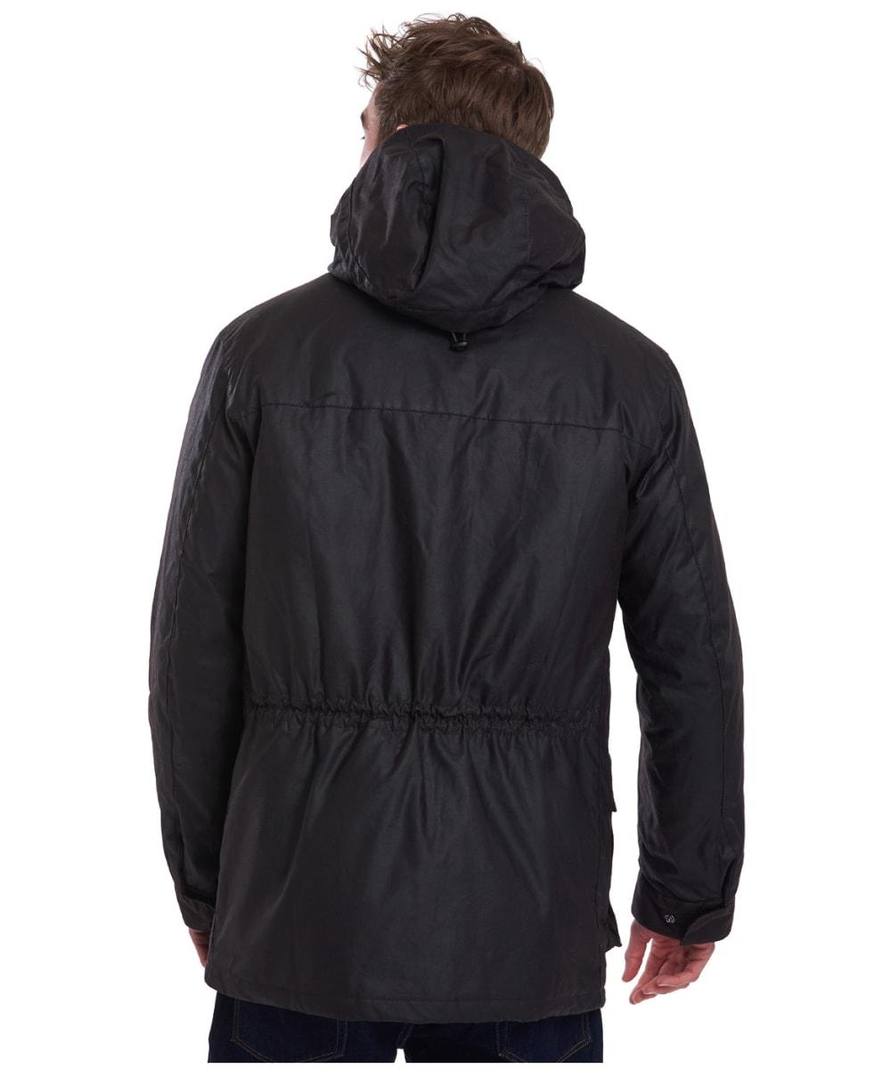 Men S Barbour Genoa Waxed Jacket