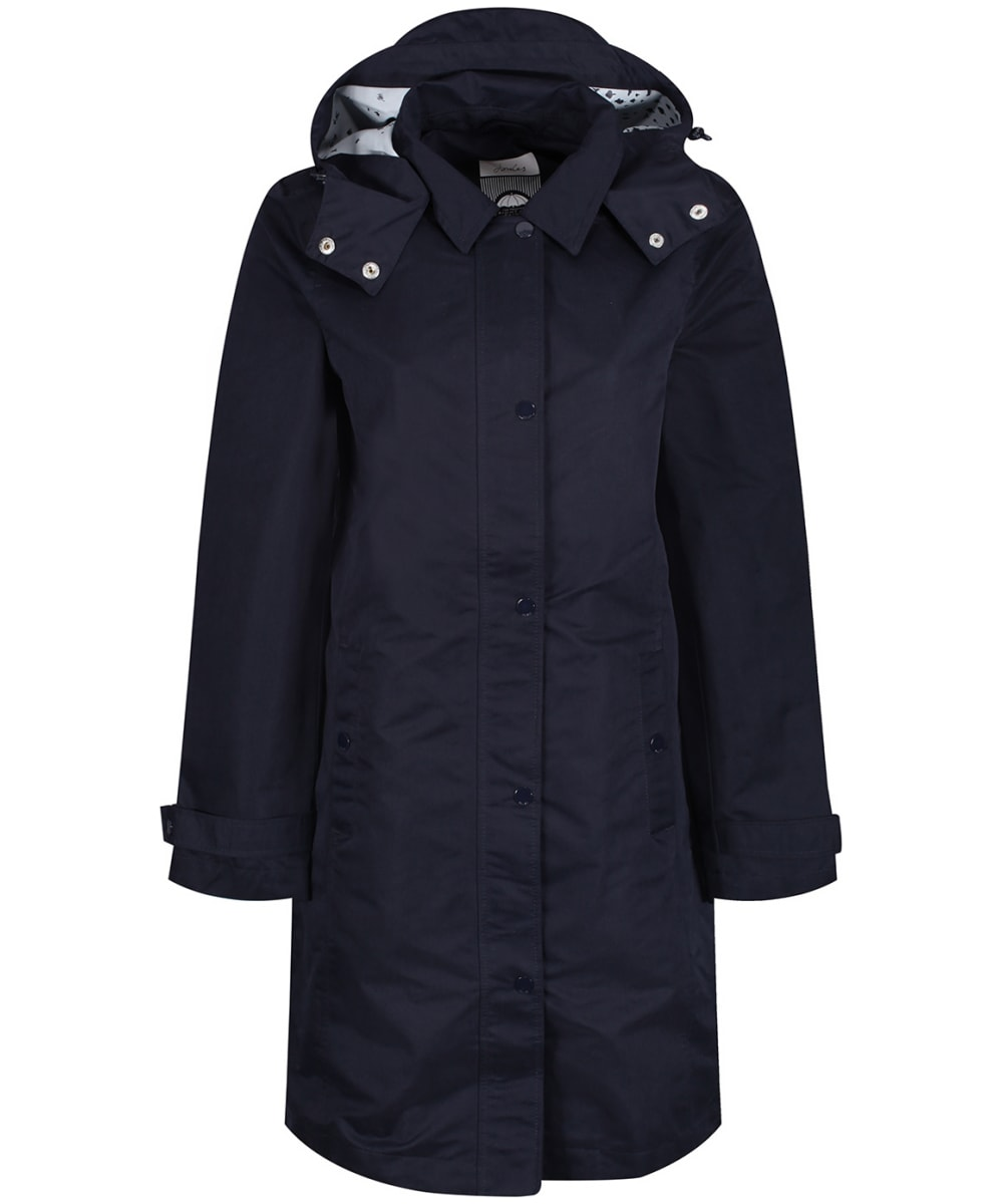 later bright in luster hot-selling newest Women's Joules Headland Waterproof Coat