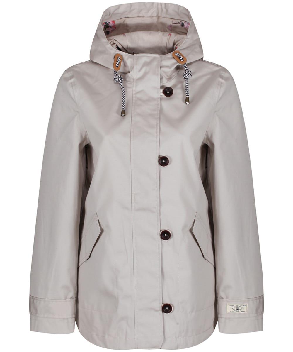 Joules Coast Print Ladies Waterproof Jacket **FREE UK Shipping** Y