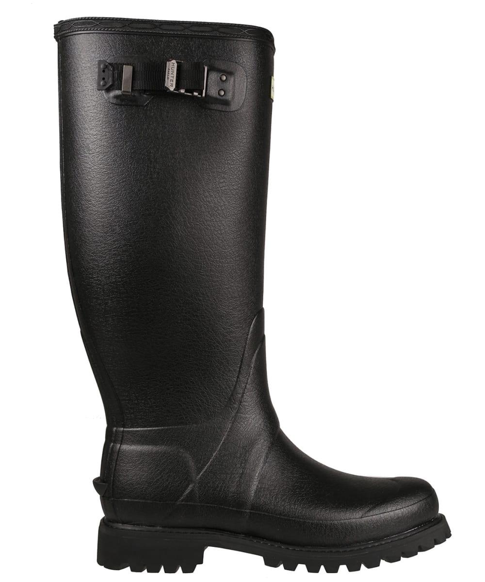 Men S Hunter Field Balmoral Wide Fit Wellington Boots