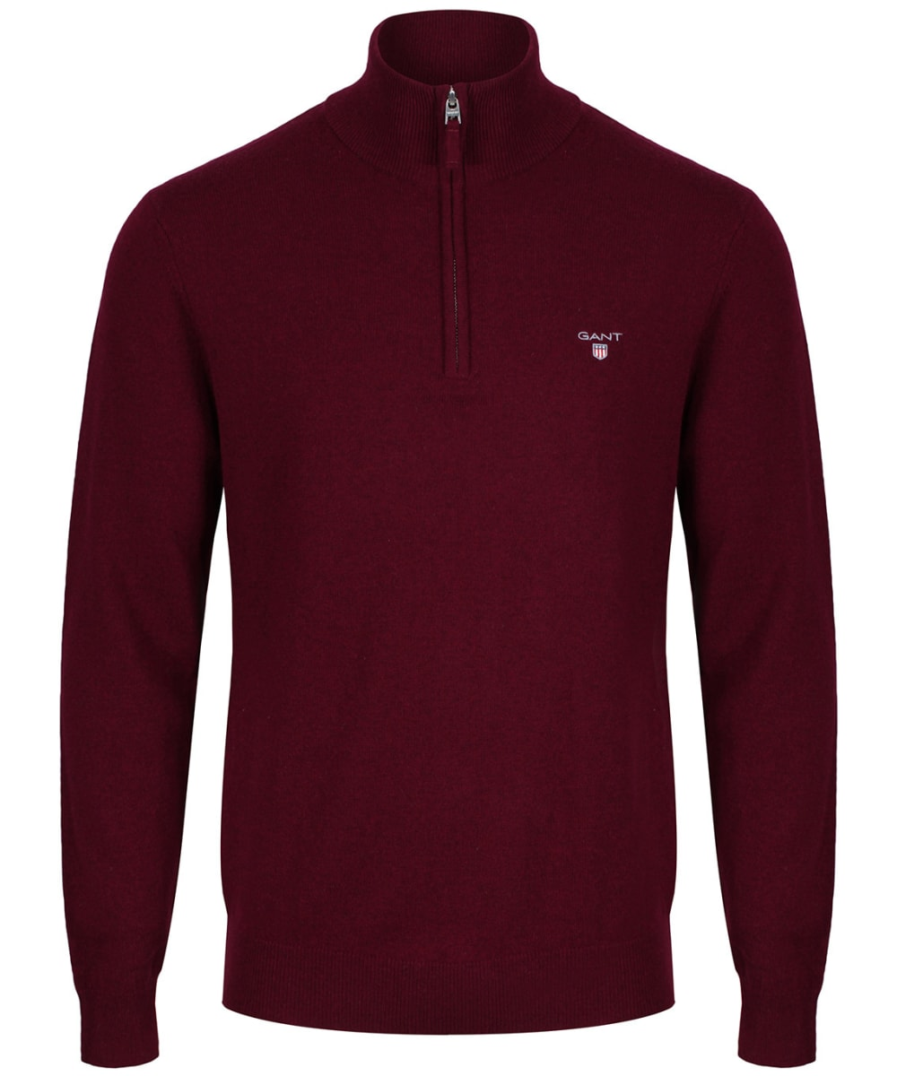 new lower prices provide large selection of durable service Men's GANT Super Fine Zip Sweater