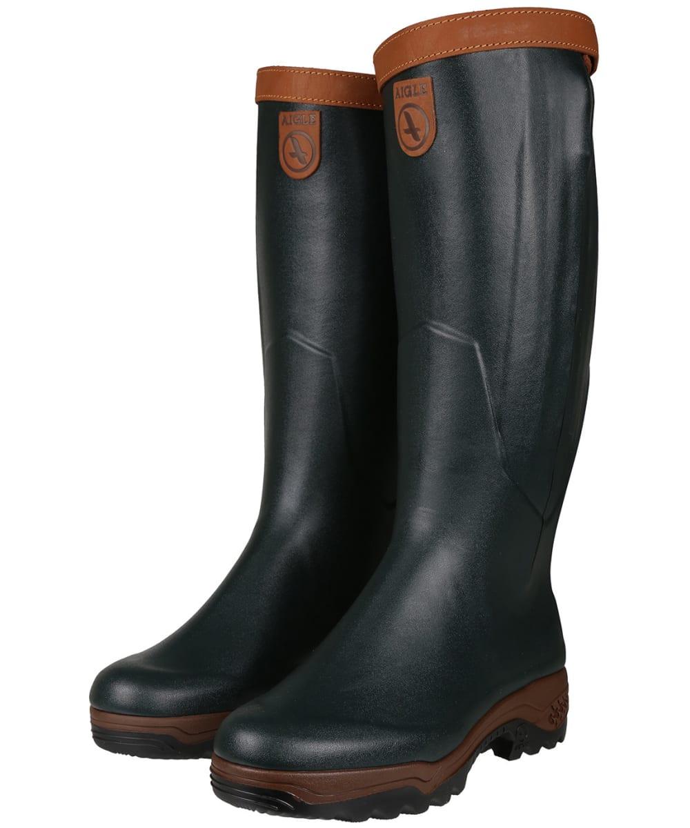 meilleur service 6985c 06a92 Men's Aigle Parcours 2 Signature Open Wellington Boots