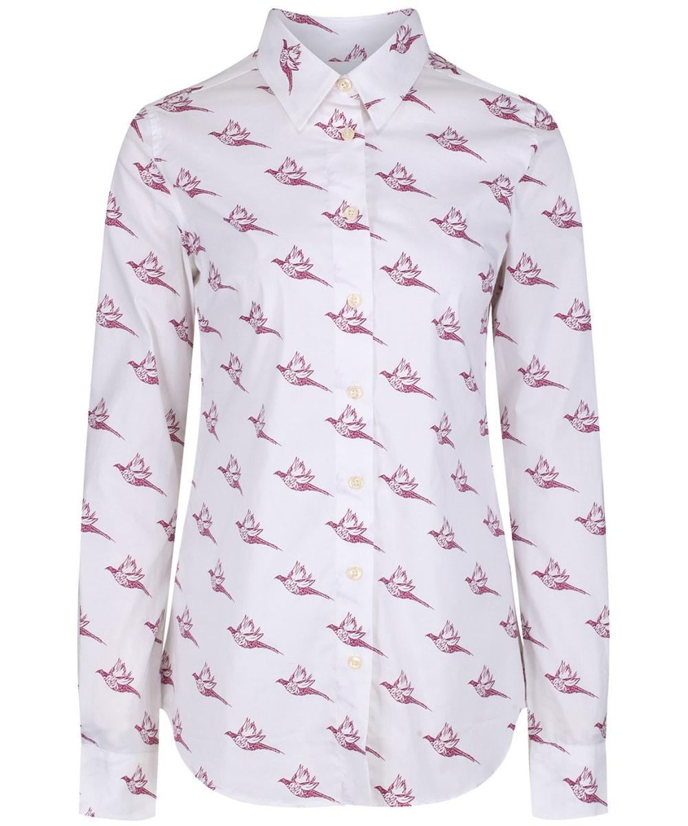 Schoffel Norfolk Shirt Fig Pheasant