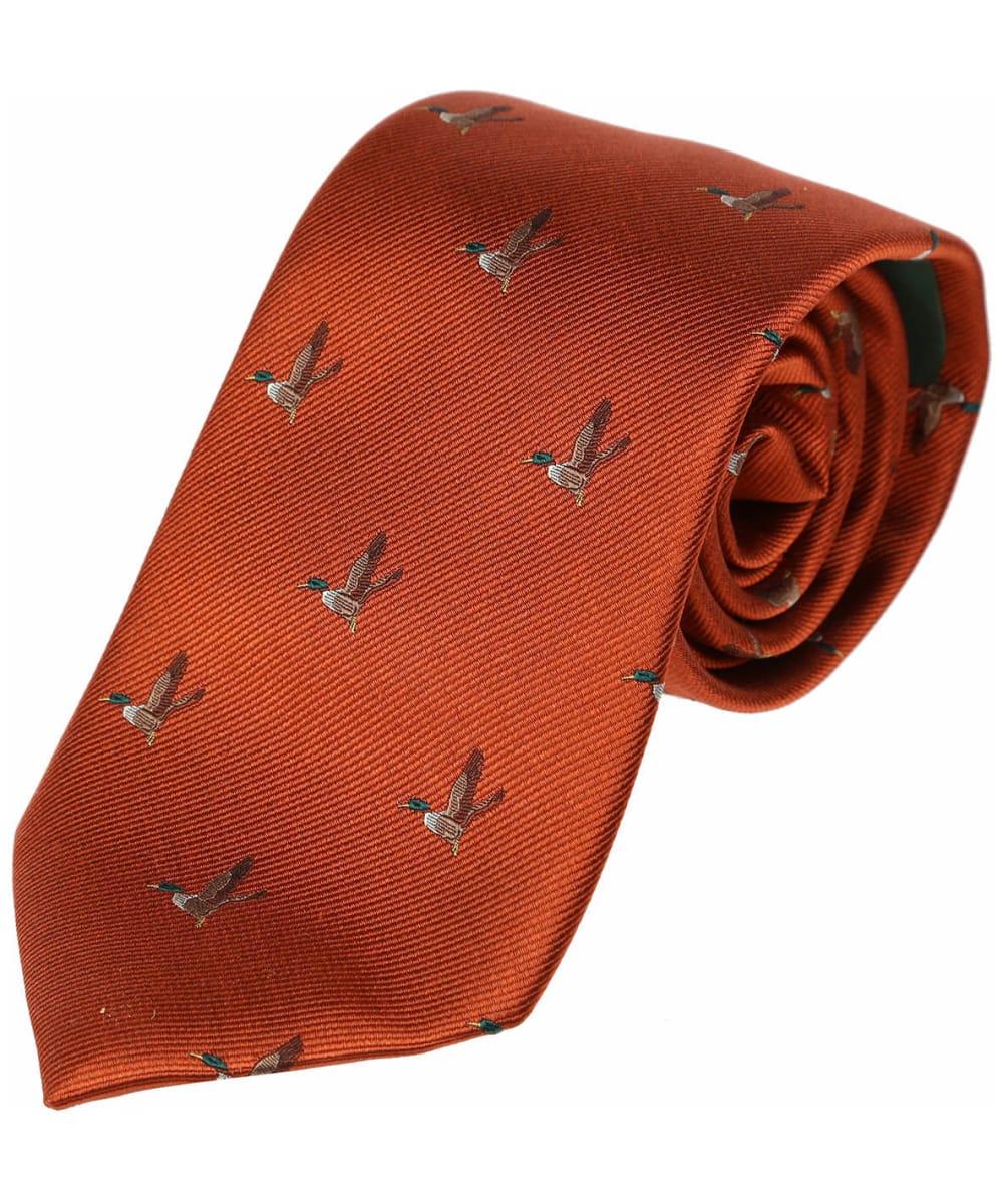 Laksen Duck Tie 100/% silk