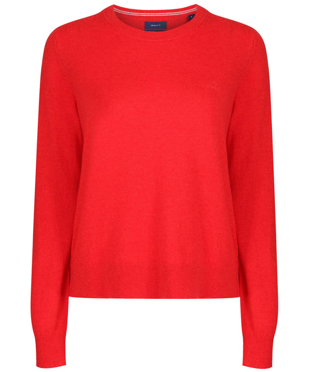 big discount sale recognized brands super cheap compares to Women's GANT Lambswool Crew Neck Jumper