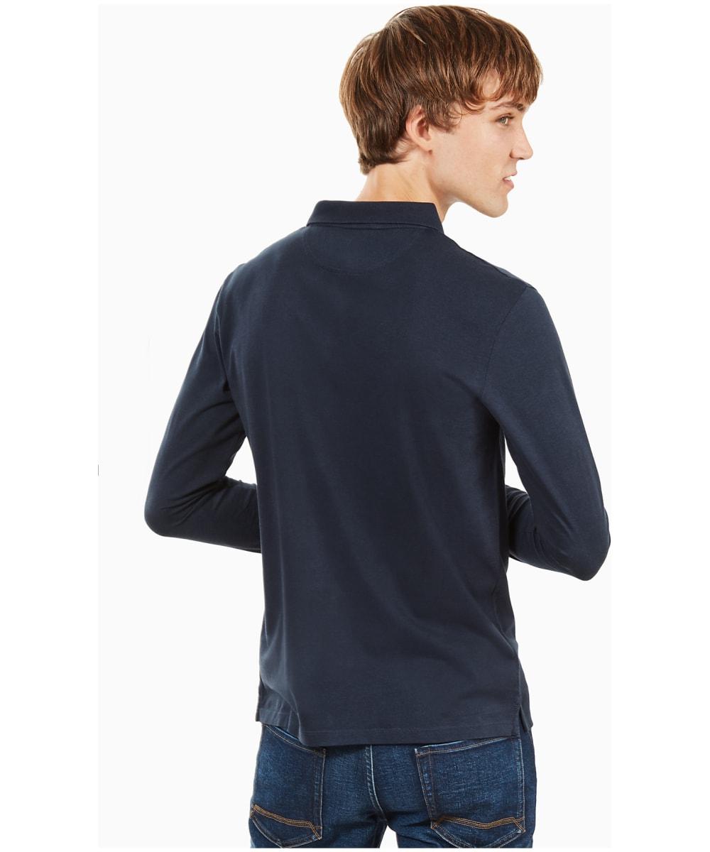 Men's Timberland LS Cocheco River Supima Cotton Polo Shirt