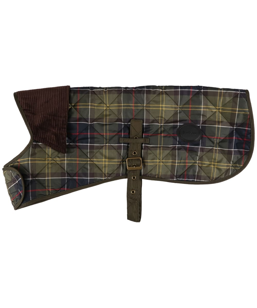 barbour dog scarf