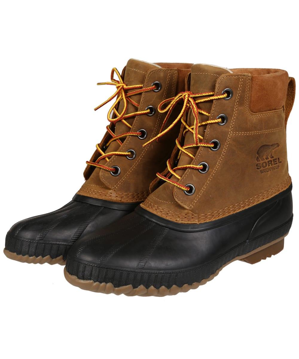 Sorel Cheyanne II Waterproof Leather Boots