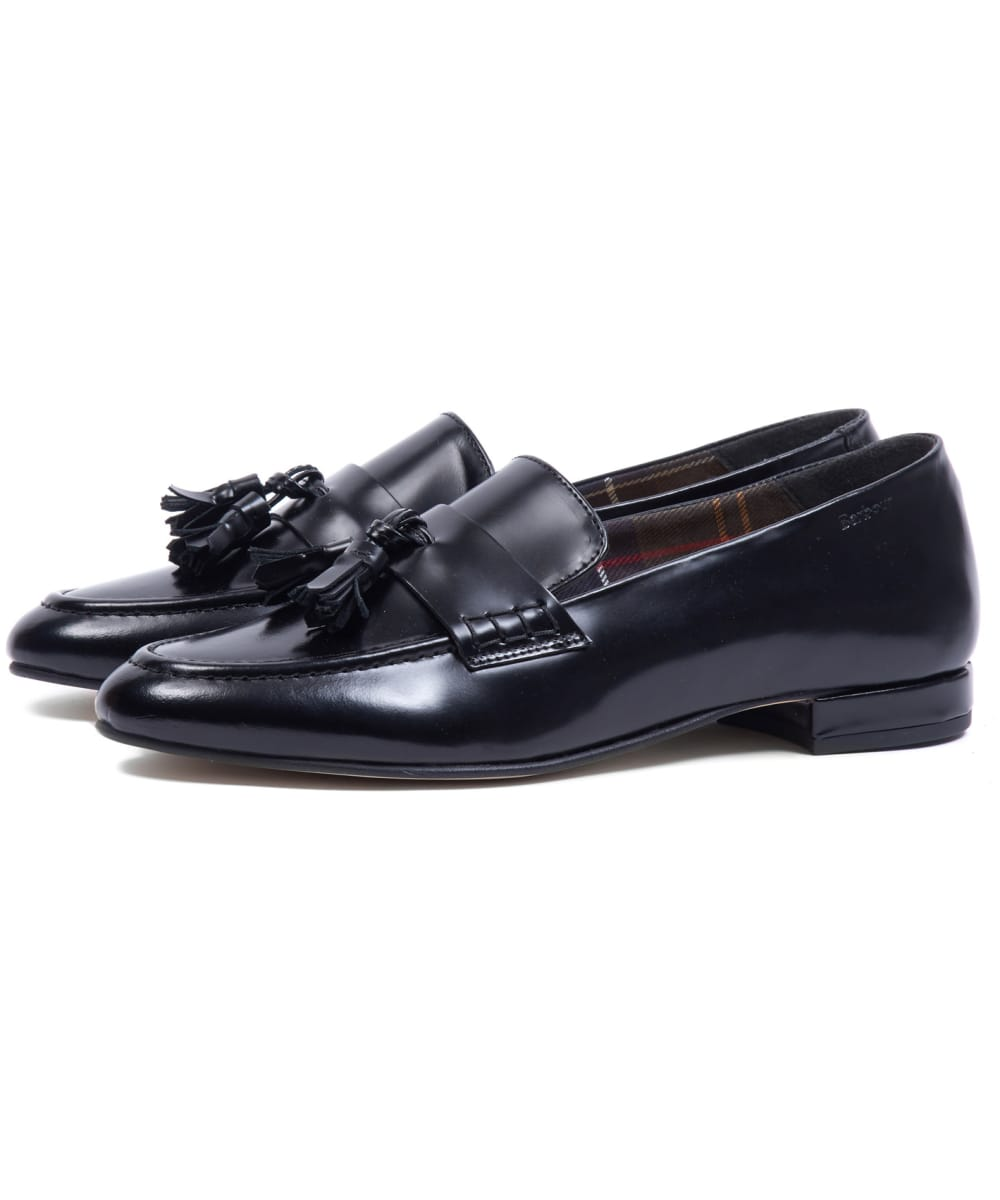 half price innovative design new appearance Women's Barbour Evelyn Loafers