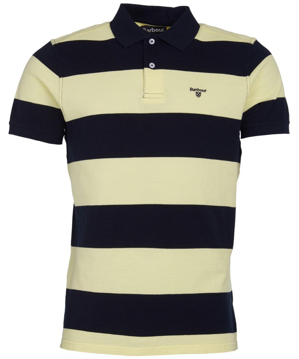 barbour polo shirt