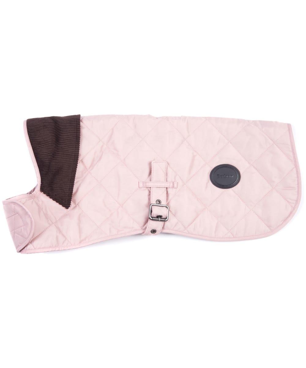 barbour dog pink