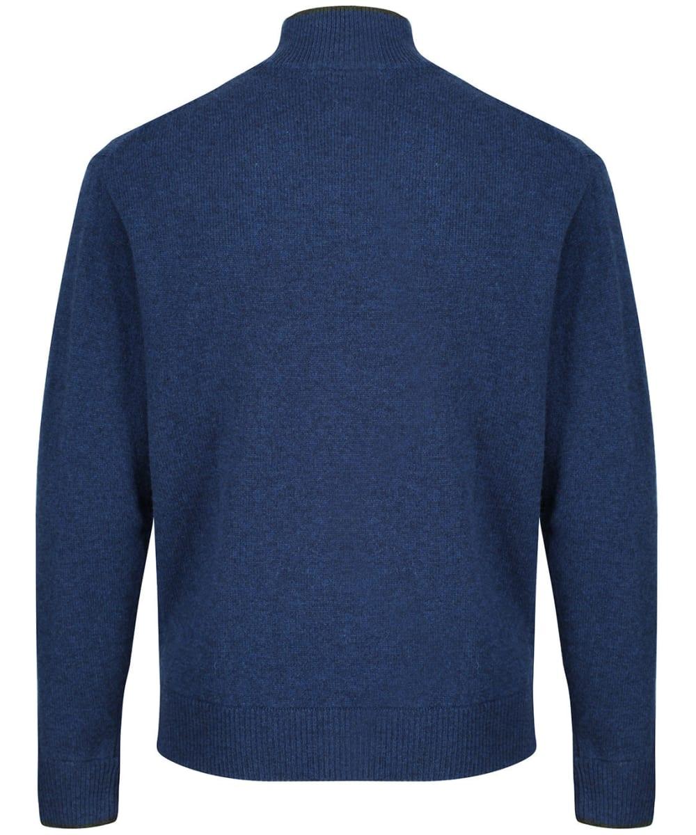 BNWT Musto Country Zip Neck Fleece Dark Cobalt