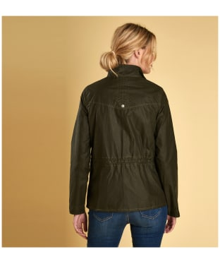 Women's Barbour Dover Lightweight Wax Jacket