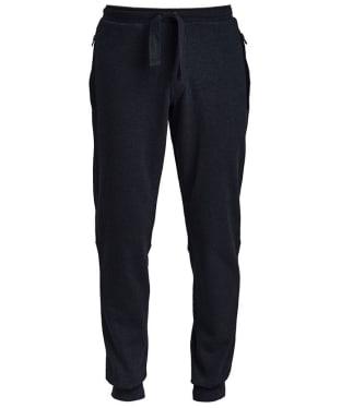 Men's Barbour International Slim Track Sweatpants - Black