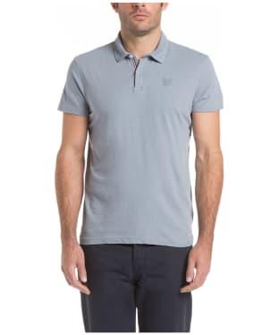 Men's Aigle Renn Polo Shirt - Wave