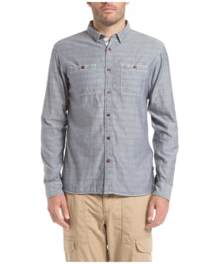 Men's Aigle Riverbed Shirt - Chambray