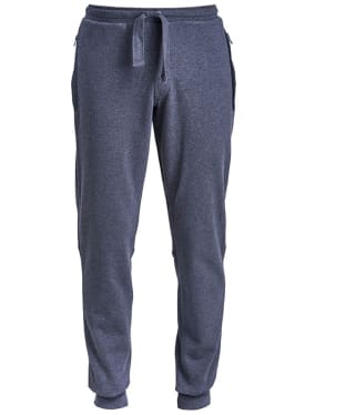 Men's Barbour International Slim Track Sweatpants - Charcoal Marl