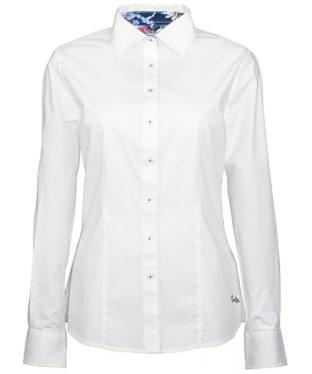 Women's Dubarry Petunia Shirt - White