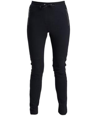 Women's Barbour International Camber Pants - Black