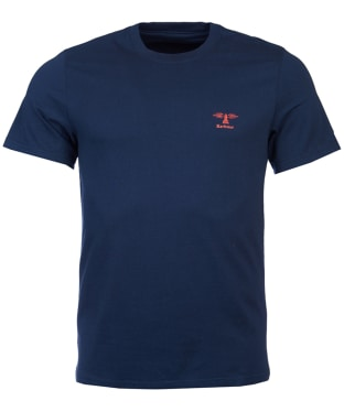 Men's Barbour Standards Tee - Navy