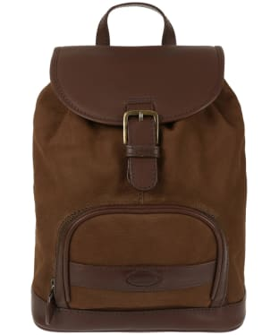Dubarry Mourne Leather Backpack - Walnut