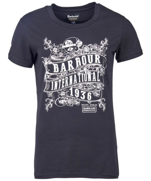 Women's Barbour International Riser Tee