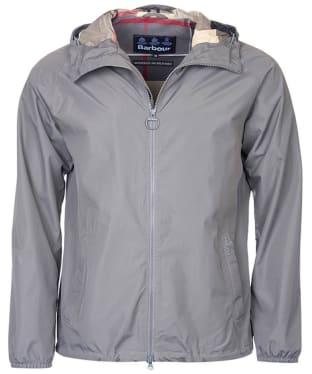 Men's Barbour Langley Waterproof Jacket - Grey