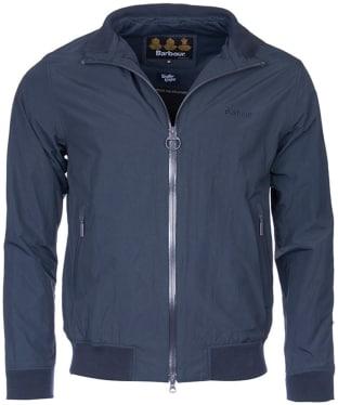 Men's Barbour Nimbus Waterproof Jacket - Navy