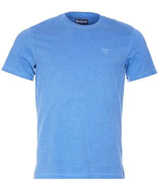 Men's Barbour Garment Dyed Tee - Marine Blue