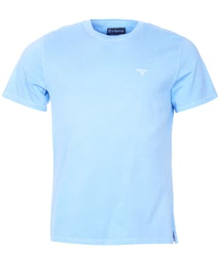 Men's Barbour Garment Dyed Tee - Sky