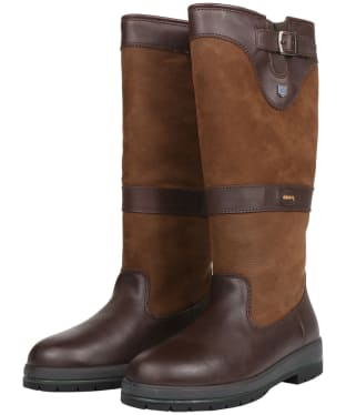 Dubarry Tipperary Country Boots - Walnut