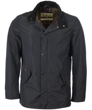 Men's Barbour Spoonbill Waterproof Jacket - Navy