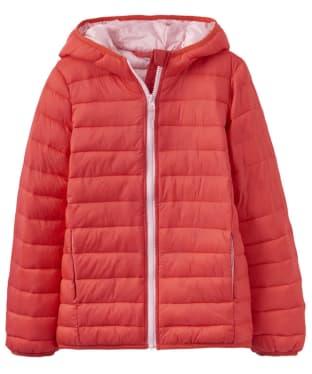 Girl's Joules Junior Kinnaird Padded Jacket, 7-12yrs