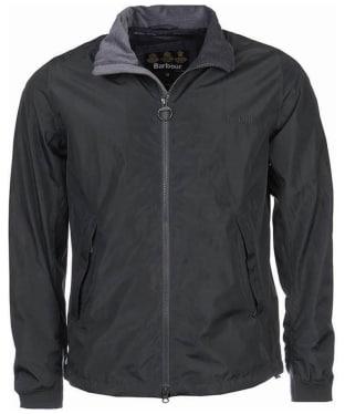 Men's Barbour Admirality Waterproof Jacket - Navy