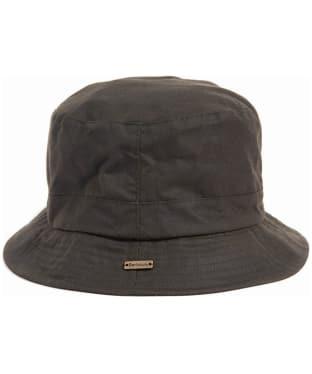 Women's Barbour Dovecote Bucket Hat - Olive
