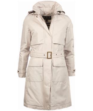 Women's Barbour Billow Waterproof Jacket - Mist