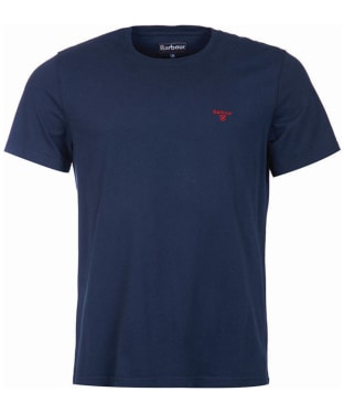 Men's Barbour Sports Tee - Navy