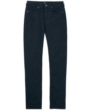 Women's GANT Straight Winter Denim Jeans