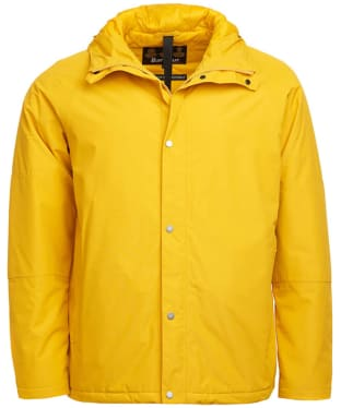 Men's Barbour Rydal Waterproof Jacket - Canary Yellow
